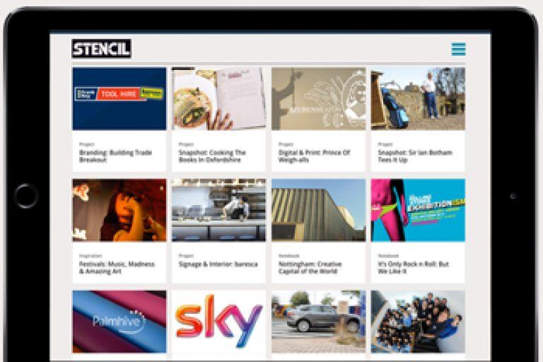 STENCIL responsive website design