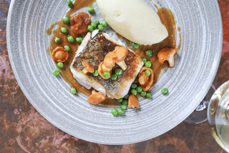 Nottingham Cookbook Meze Publishing STENCIL design photography food cooking restaurants cafe