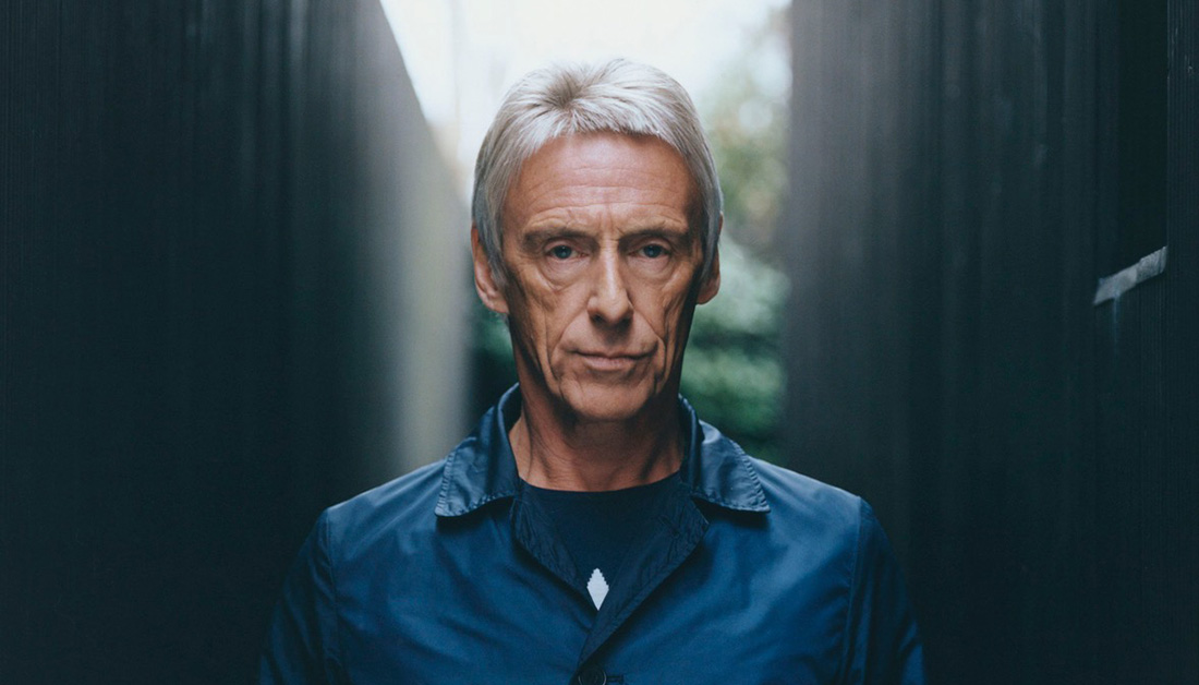 Paul Weller. Photo credit: Tom Beard