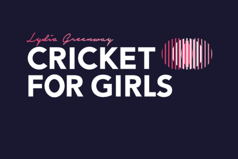 Cricket for Girls LOGO tb